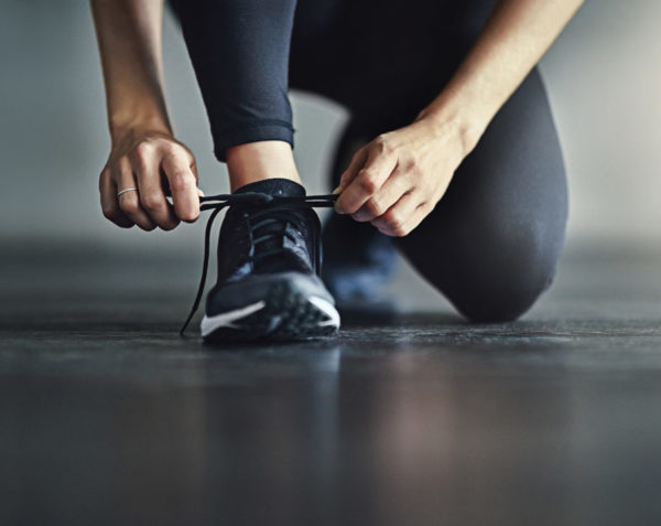 Get healthy and hit the ground running