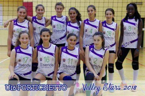 Torneo VolleyStars U16_2018